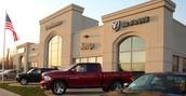 A Local Dodge Dealership
