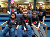 FSMS 2015 Bluebonnet Book Bowl Team