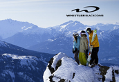 Beautiful Whistler Blackomb