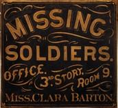 Clara Barton Sign