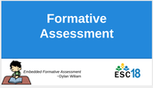 How are we using Formative Assessments?