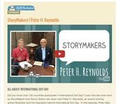 Peter Reynolds Interview