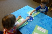 Paint Sharing Buddies