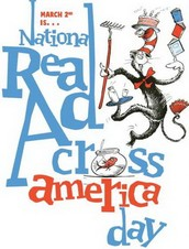 Read Across America @ Seylar