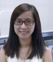 Annie Wong (Admissions Assistant)