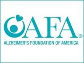 Alzheimer's Foundation of America Information: