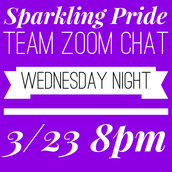 Join us for a team ZOOM chat!