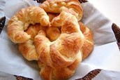 Croissants for only £1.95 a basket!