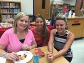 Second Grade Teachers:  Mrs. Shuale, Ms. Hillburn (long-term sub), and Mrs. Jordan