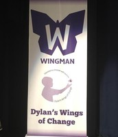 Kicking off the year with Dylan's Wings of Change
