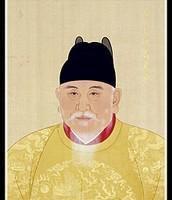 This is Emperor Hongwu.