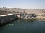 Two positive things for the Aswan Dam