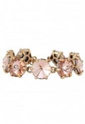 Amelie Sparkle Bracelet - Peach