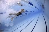 100m Freestyle