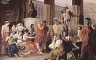 Telemachus and the Suitors