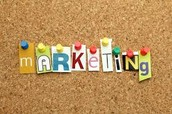 Marketing is all about the business and marketing plan.
