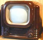 1940's started Television