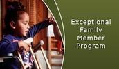 Exceptional Family Member Program (EFMP)