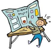 Science Fair Schedule