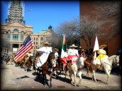 downtown fort worth parade