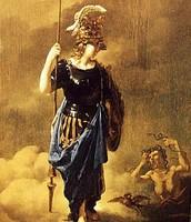 Athena and Envy