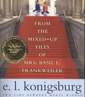 From the Mixed Up Files of Mrs. Basil E. Frankweiller by EL Konigsburg