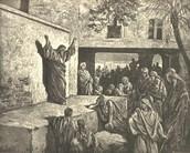דברי שמואל אל העם (שמואל א פרק ח)