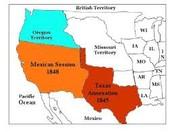 1845  Texas Annexed