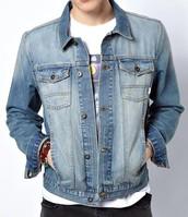 jeans chaqueta