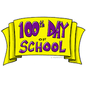 February 4th is 100th Day!