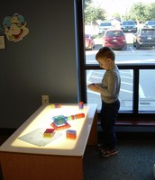 Discovering the light table