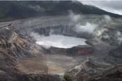 El Volcan Poas