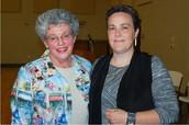 Congratulations to SAISD Secondary Teacher of the Year, Mrs. Jennifer Feck!