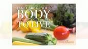 30 Day Healthy Living Program
