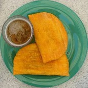 Jamaican Patties & Red Stripe Beer