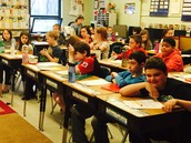 Mrs. Robbin's class