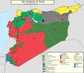 La situación de Siria