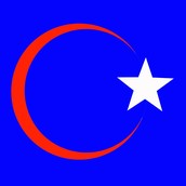 Islam Cresent and Star