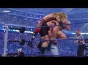John Cena Lifts Big Show and Edge