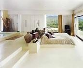 Moderna Dormitorio