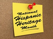 Learn More About Hispanic Heritage at the Library!