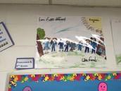 2nd Grade Poster Winner - Francesca E.
