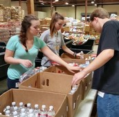 Upcoming Event: Second Harvest Food Bank
