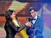 Stromae Wins an Award!