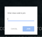 Google Classroom - CODE