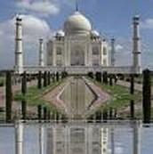 The Taj Mahal (Agra, Uttar Pradesh, India)
