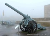 The Cannon from the Battle of Verdun