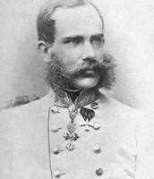 The emperor in 1865
