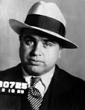 27) Al Capone