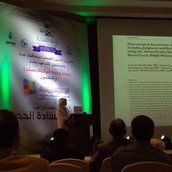 Dr. Sabbagh at the 6th Neurosurgery Update Symposium